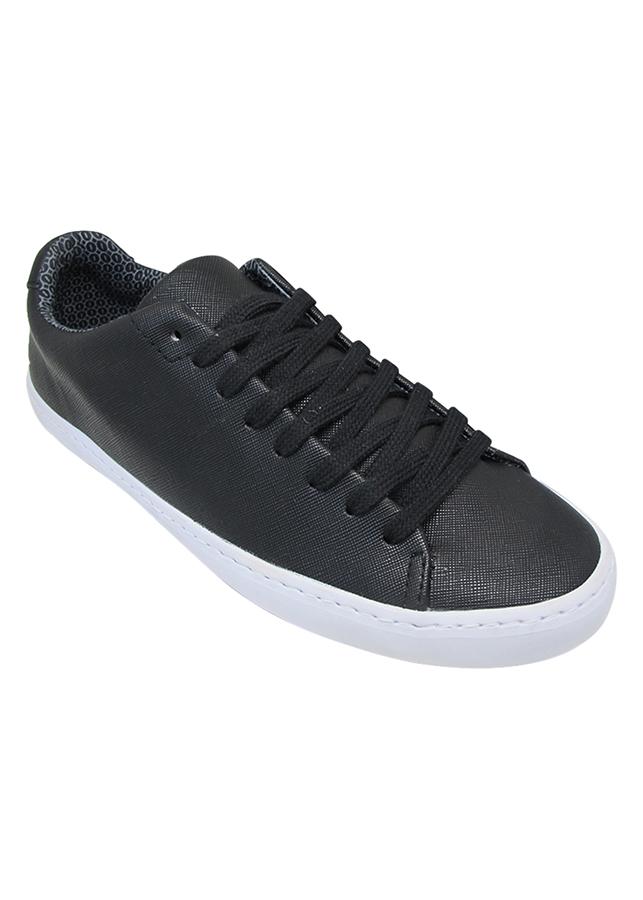 Giày Sneaker Nam Buộc Dây Urban UM1606B - Đen