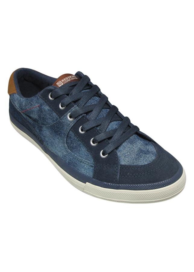Giày Sneaker Nam Buộc Dây Urban UM1608N - Xanh Chàm