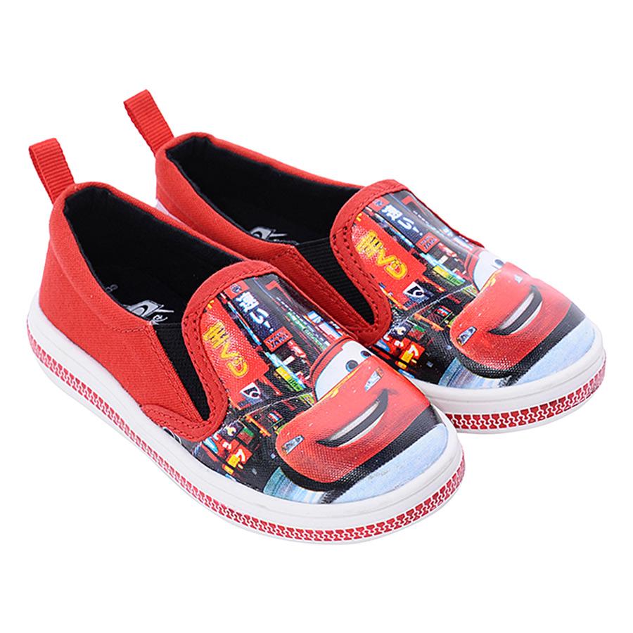 Giày Thể Thao Bé Trai Biti's Cars DSB122011DOO - Đỏ