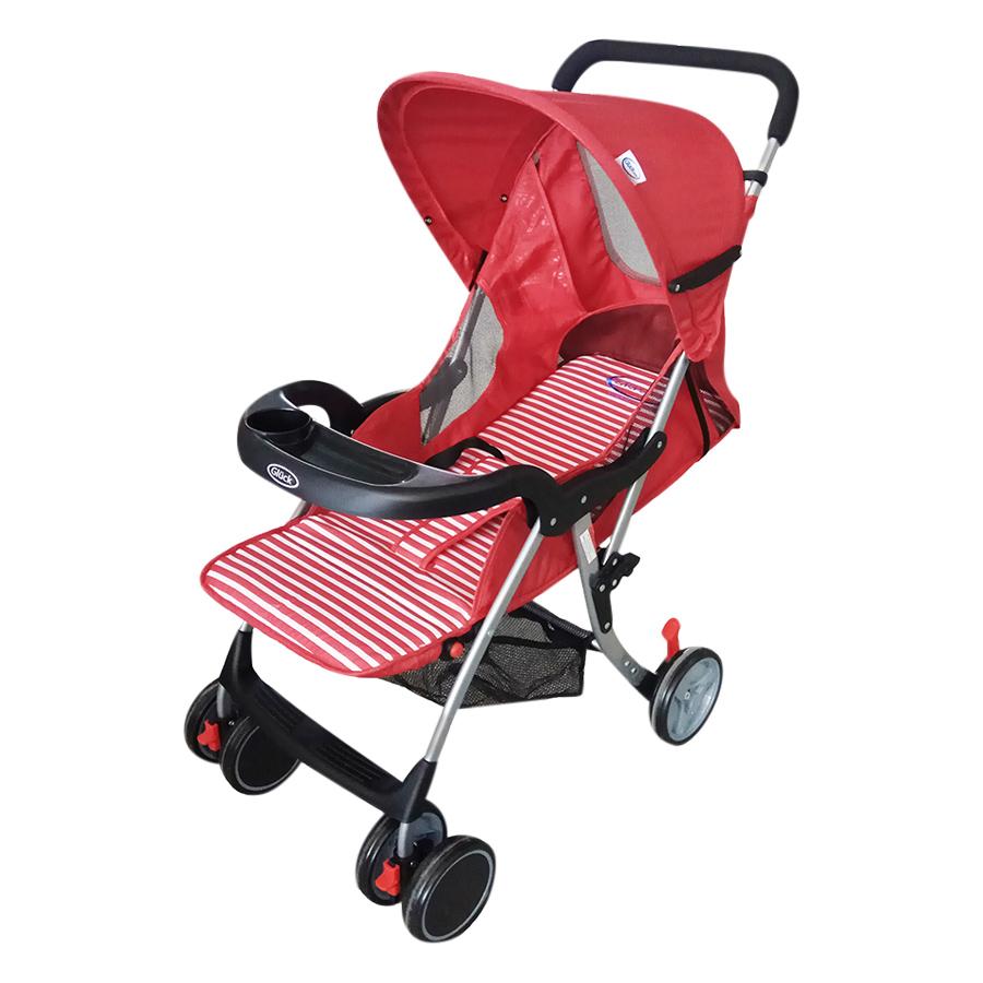 Xe Đẩy Gluck Baby B6 - Đỏ - 7854938 , 3517659759106 , 62_7675188 , 1265000 , Xe-Day-Gluck-Baby-B6-Do-62_7675188 , tiki.vn , Xe Đẩy Gluck Baby B6 - Đỏ
