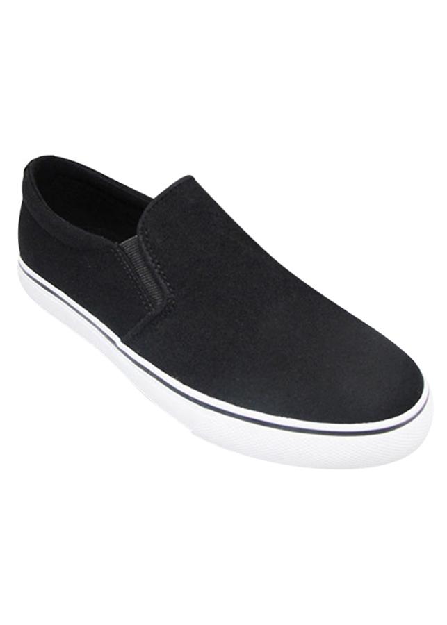 Giày Slip On Nữ Urban UL1705 - Đen