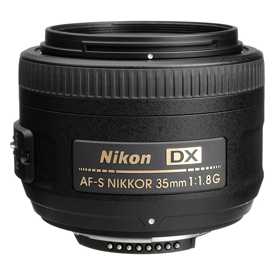 Ống Kính Nikkon AF-S DX 35mm F1.8G