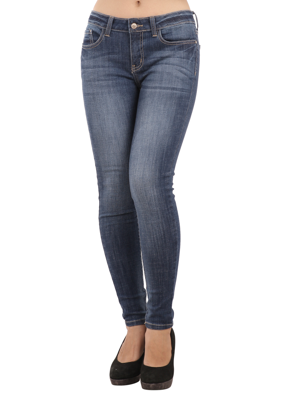 Quần Jeans Skinny Nữ ALE JEANS 60306SK