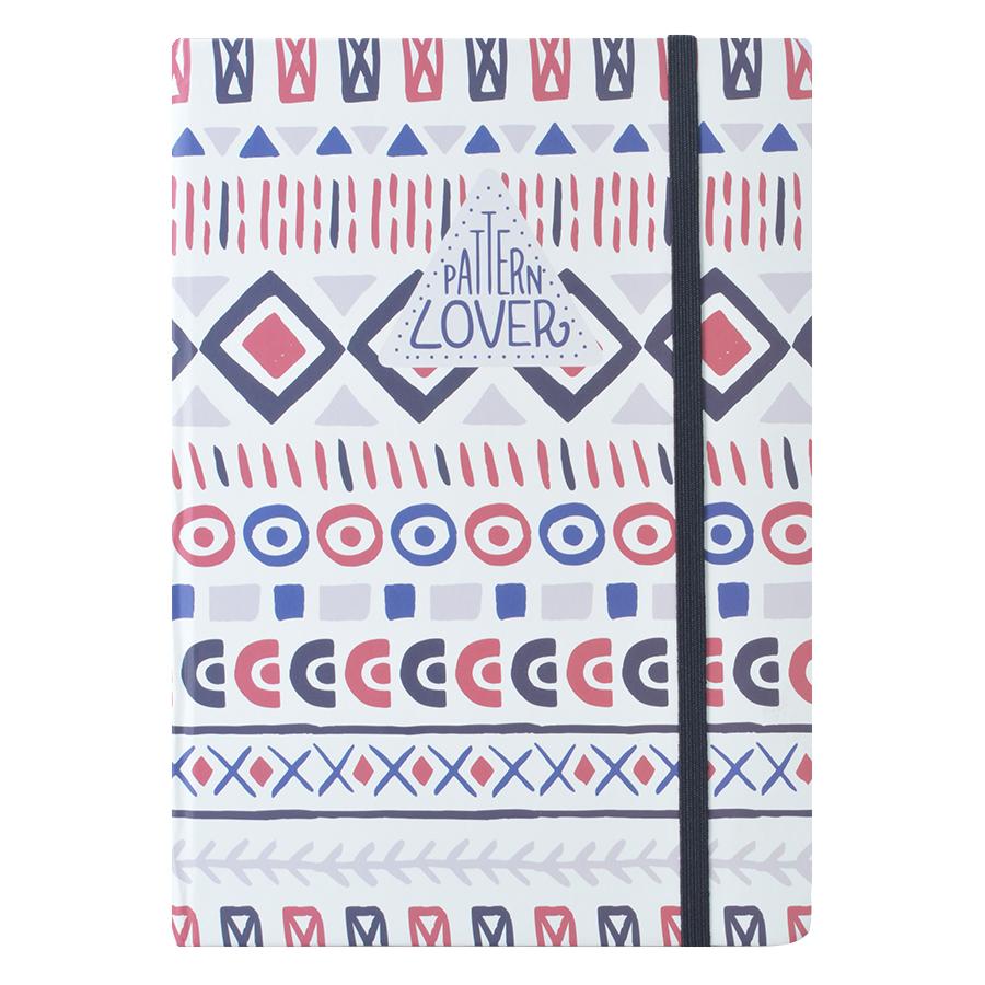 Sổ Tay Kẻ Ngang Crabit Notebuck Pattern Lover 1551b (20.8 x 14.5 cm) - 1525699 , 2238223643768 , 62_714343 , 69000 , So-Tay-Ke-Ngang-Crabit-Notebuck-Pattern-Lover-1551b-20.8-x-14.5-cm-62_714343 , tiki.vn , Sổ Tay Kẻ Ngang Crabit Notebuck Pattern Lover 1551b (20.8 x 14.5 cm)