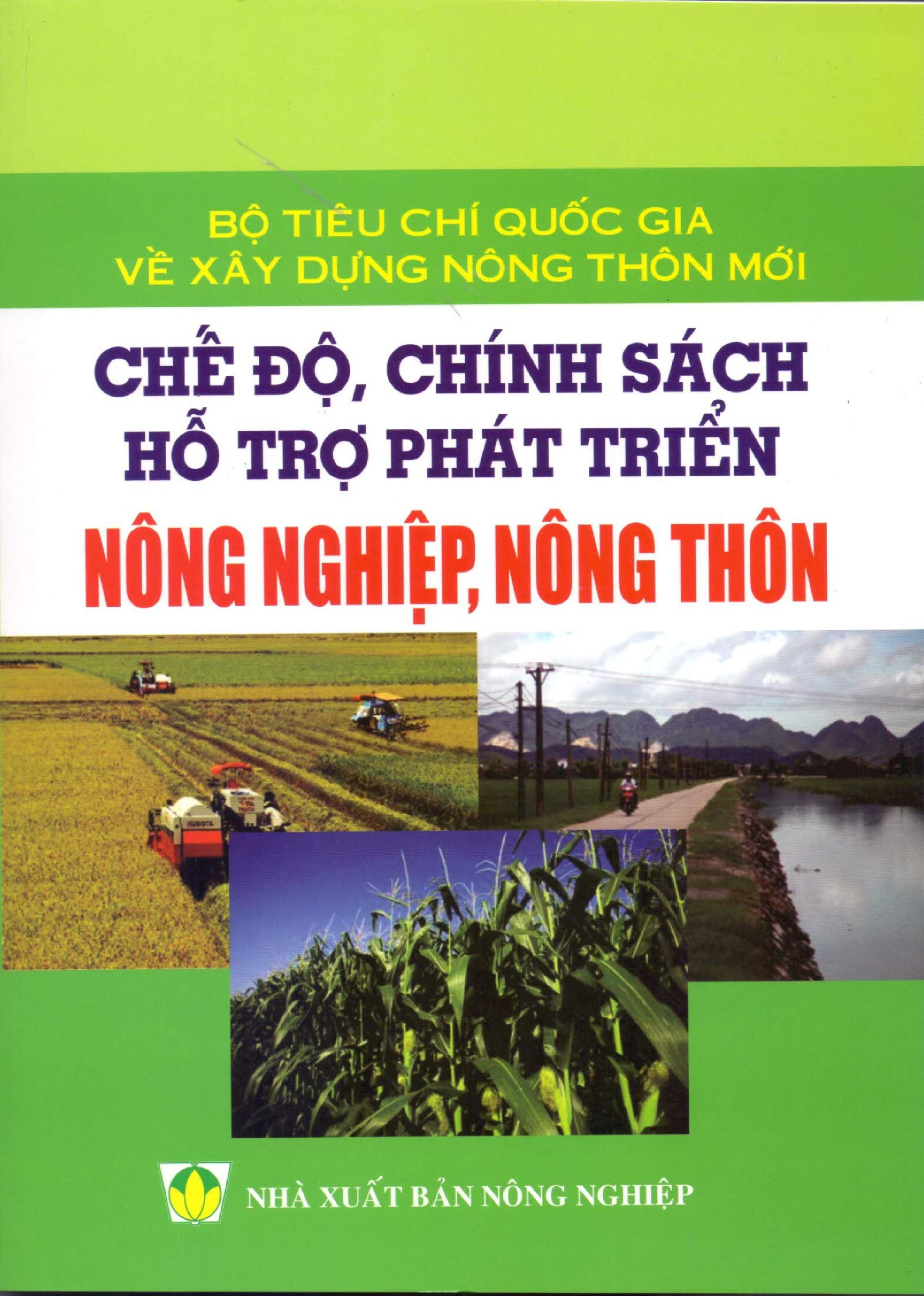 Chế Độ, Chính Sách Hỗ Trợ Phát Triển Nông Nghiệp, Nông Thôn - 1978871 , 2381465086265 , 62_590651 , 350000 , Che-Do-Chinh-Sach-Ho-Tro-Phat-Trien-Nong-Nghiep-Nong-Thon-62_590651 , tiki.vn , Chế Độ, Chính Sách Hỗ Trợ Phát Triển Nông Nghiệp, Nông Thôn