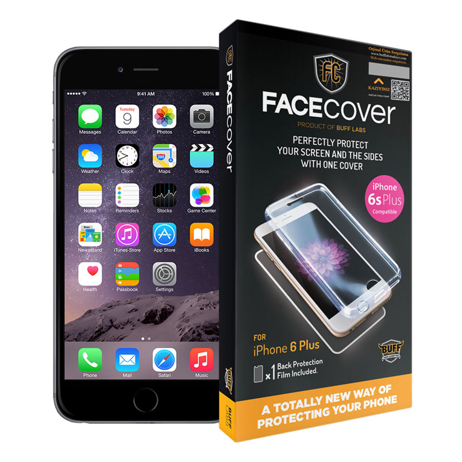 Ốp Chống Va Đập Buff Labs (Facecover) Dành Cho Iphone 6 Plus, 6S Plus