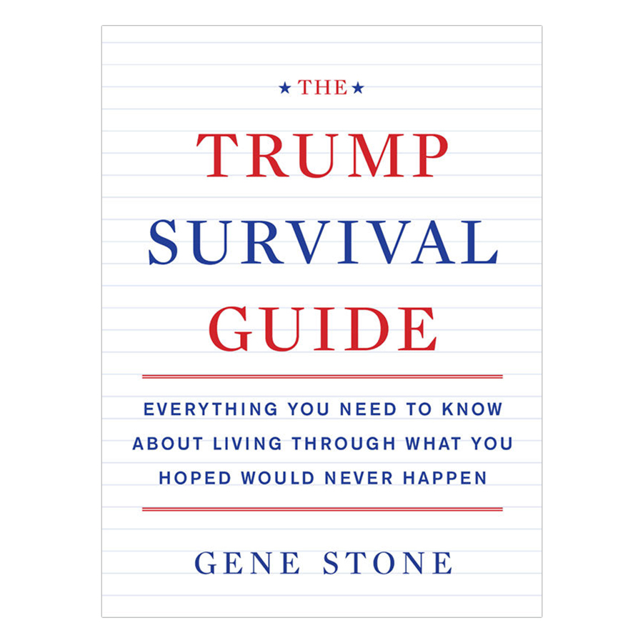 The Trump Survival Guide - 7851145 , 2718678308691 , 62_715080 , 230000 , The-Trump-Survival-Guide-62_715080 , tiki.vn , The Trump Survival Guide
