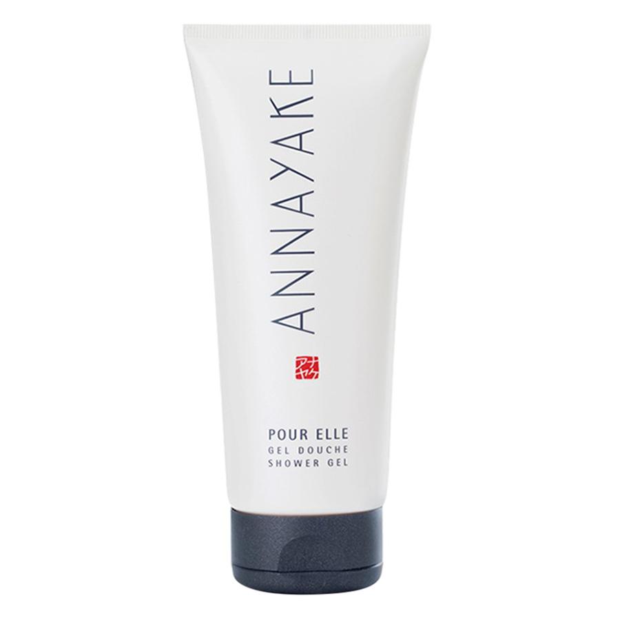 Sữa Tắm Dạng Gel Hương Nước Hoa Annayake Pour Eller Shower Gel S2084 (200ml)