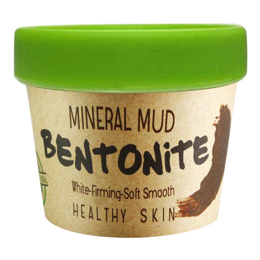 Bùn Khoáng Thiên Nhiên Bentonnite MH Natural Luxury Bentonite Mud Mask (150g)