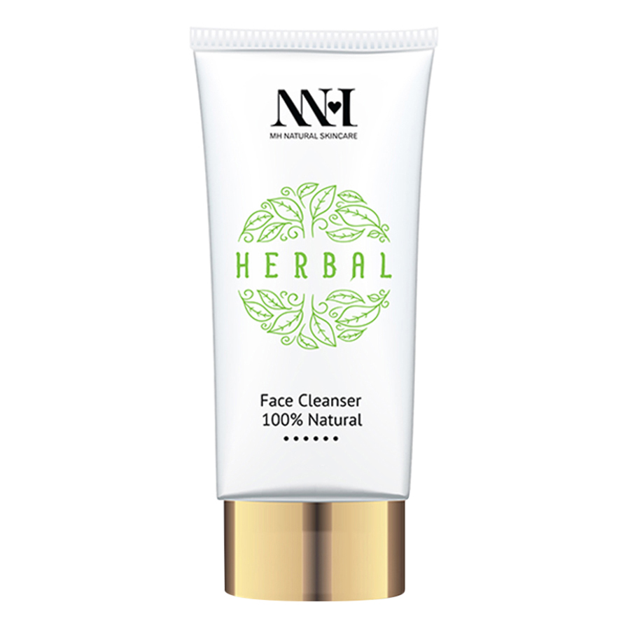 Sữa Rửa Mặt MH Natural Skincare Herbal Face Cleanser (100g)