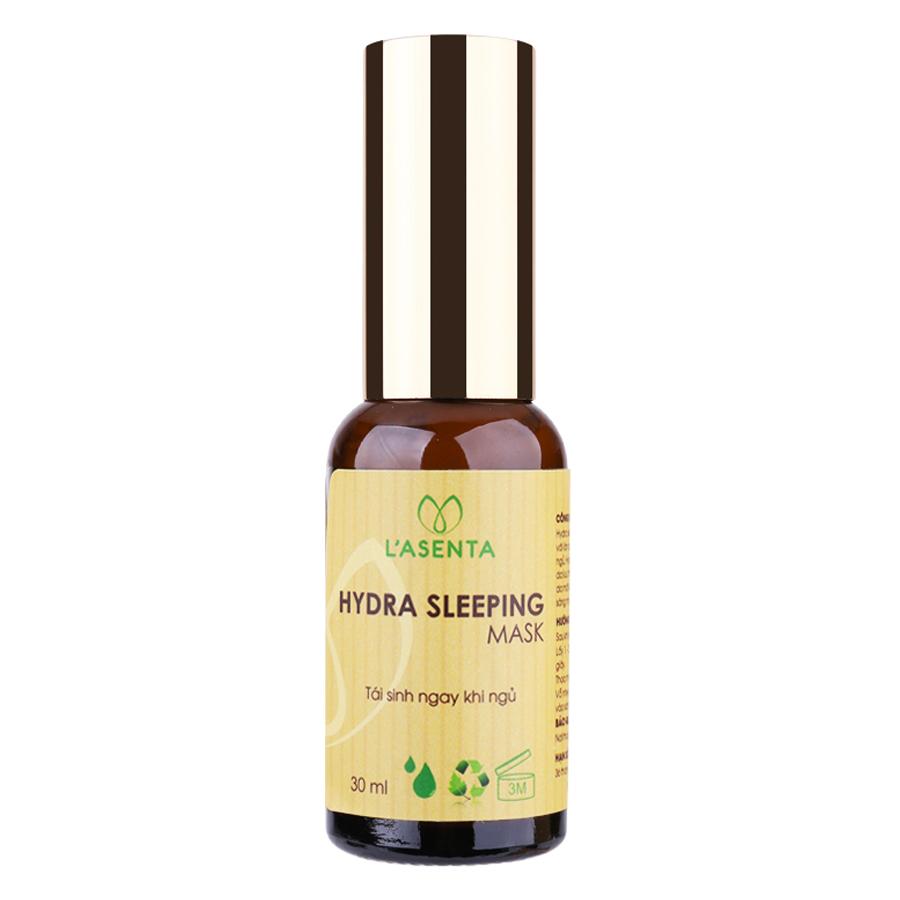 Mặt Nạ Ngủ L'asenta Hydra Sleeping Mask (30ml)