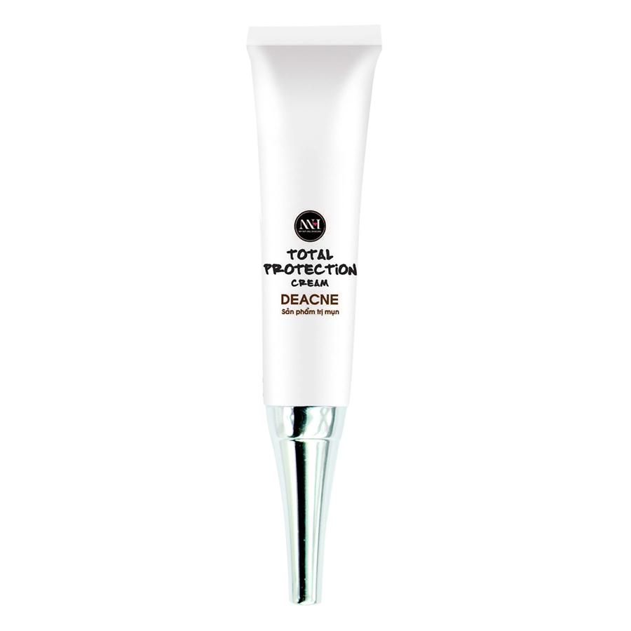Kem Trị Mụn MH Natural Skincare Total Protection Cream Deacne (15g)