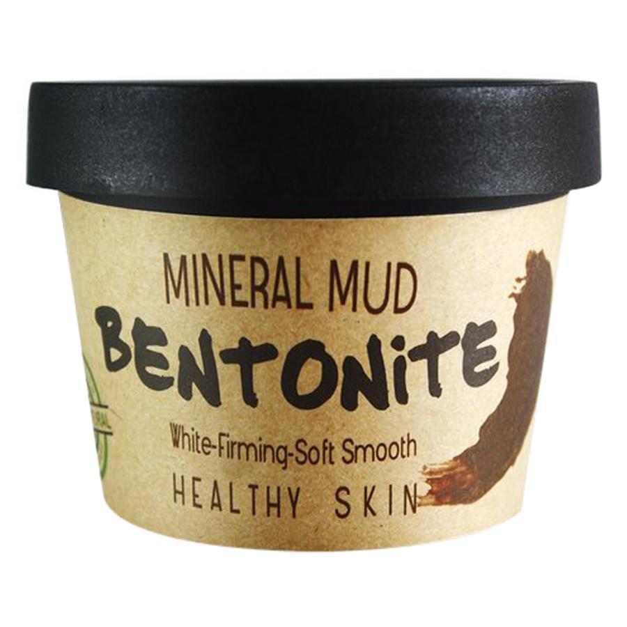 Mặt Nạ Bùn Khoáng Dưỡng Trắng Da Cho Da Nhậy Cảm MH Natural Skincare Mud Mask For Sensive Skin (100ml)