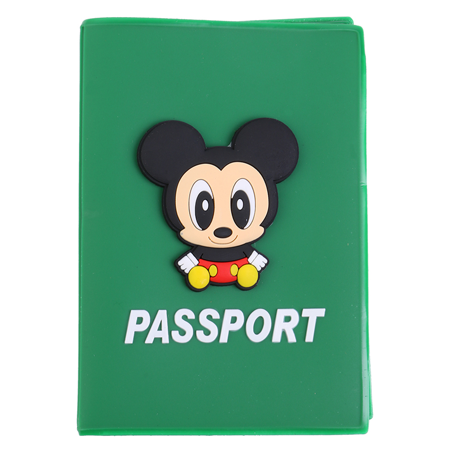 Passport Cover Mẫu 3