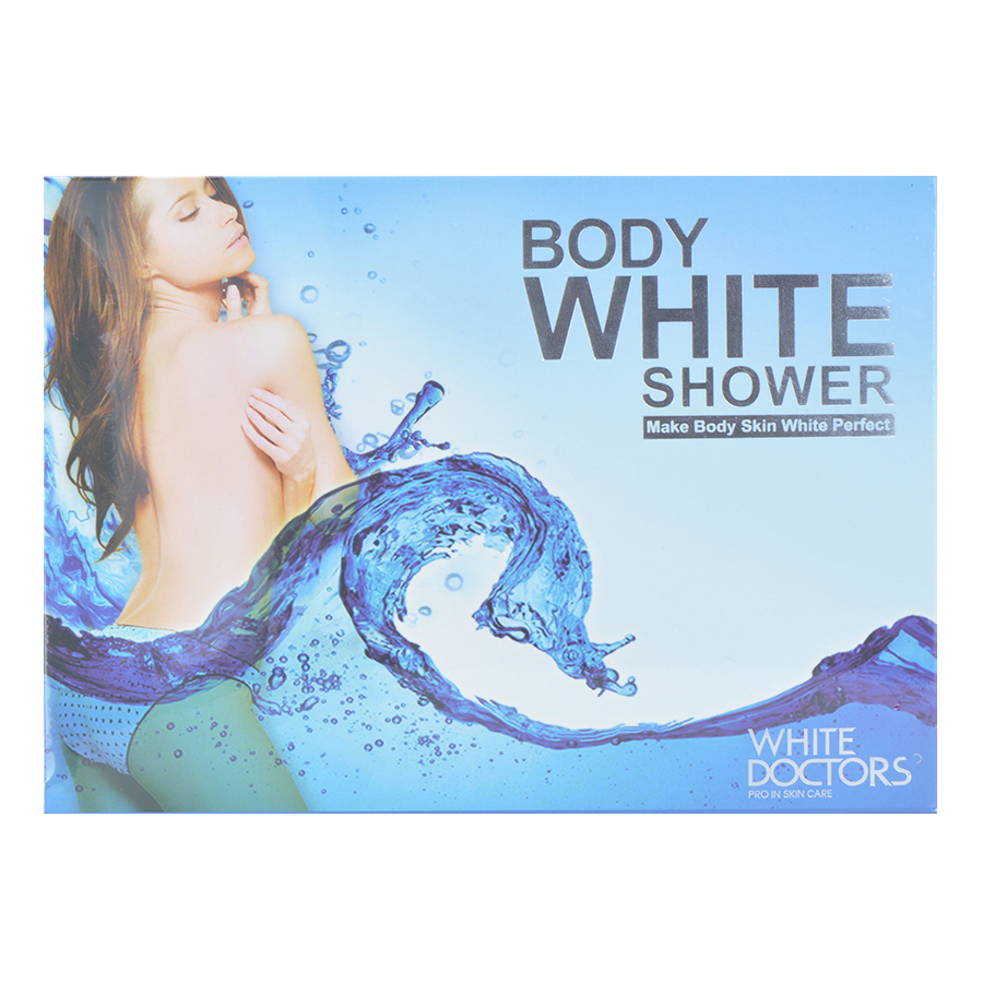 Tắm Trắng White Doctors 5 In 1 Body White Shower - 870731 , 3894828090285 , 62_699253 , 280000 , Tam-Trang-White-Doctors-5-In-1-Body-White-Shower-62_699253 , tiki.vn , Tắm Trắng White Doctors 5 In 1 Body White Shower