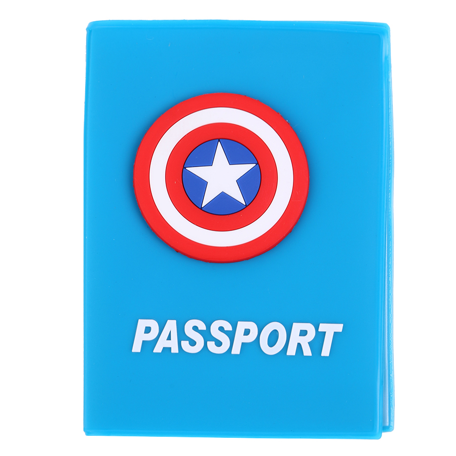 Passport Cover Mẫu 8