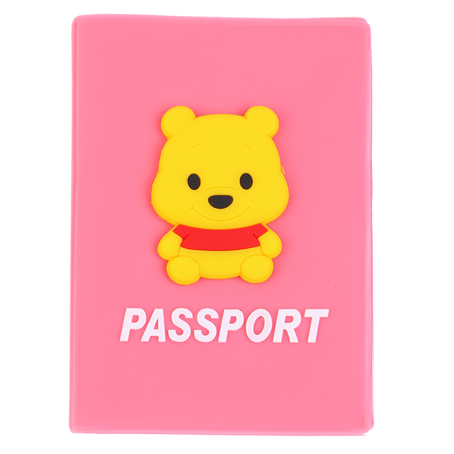 Passport Cover Mẫu 12