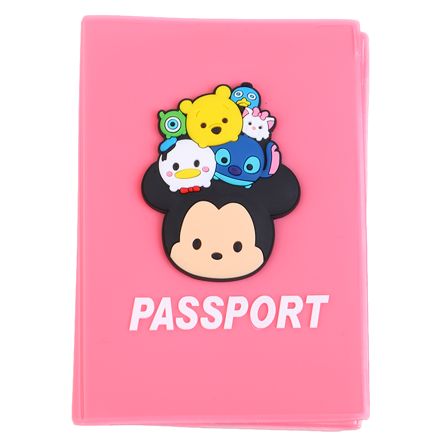 Passport Cover Mẫu 16