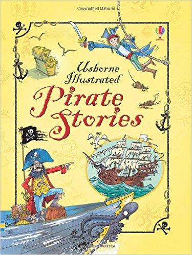 Usborne Illustrated Pirate Stories - 16471672 , 9781409580973 , 62_205211 , 462000 , Usborne-Illustrated-Pirate-Stories-62_205211 , tiki.vn , Usborne Illustrated Pirate Stories