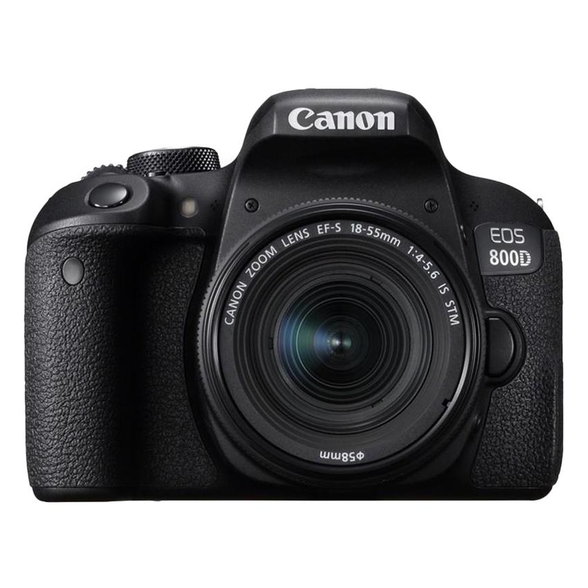 Máy Ảnh Canon EOS 800D EF S18-55 IS STM - Hàng Nhập Khẩu
