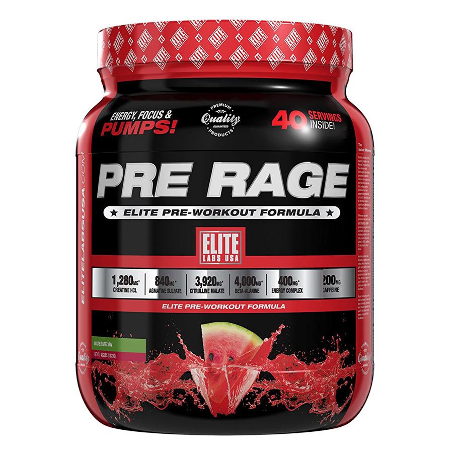 Sữa Uống Trước Khi Tập Vị Dưa Hấu Pre Workout Pre Rage Elite Labs SMEL667 (280g) - 9437140 , 9823866743055 , 62_16323760 , 990000 , Sua-Uong-Truoc-Khi-Tap-Vi-Dua-Hau-Pre-Workout-Pre-Rage-Elite-Labs-SMEL667-280g-62_16323760 , tiki.vn , Sữa Uống Trước Khi Tập Vị Dưa Hấu Pre Workout Pre Rage Elite Labs SMEL667 (280g)
