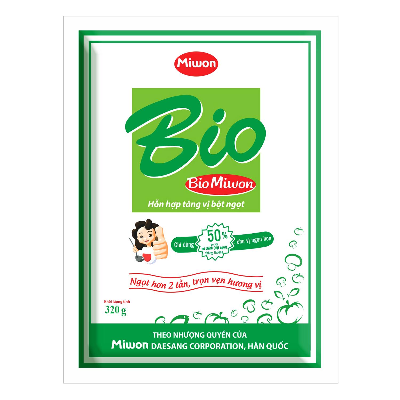 Bột Ngọt Bio Miwon(B2)  - 320g - 867165 , 8935036200952 , 62_276635 , 27000 , Bot-Ngot-Bio-MiwonB2-320g-62_276635 , tiki.vn , Bột Ngọt Bio Miwon(B2)  - 320g