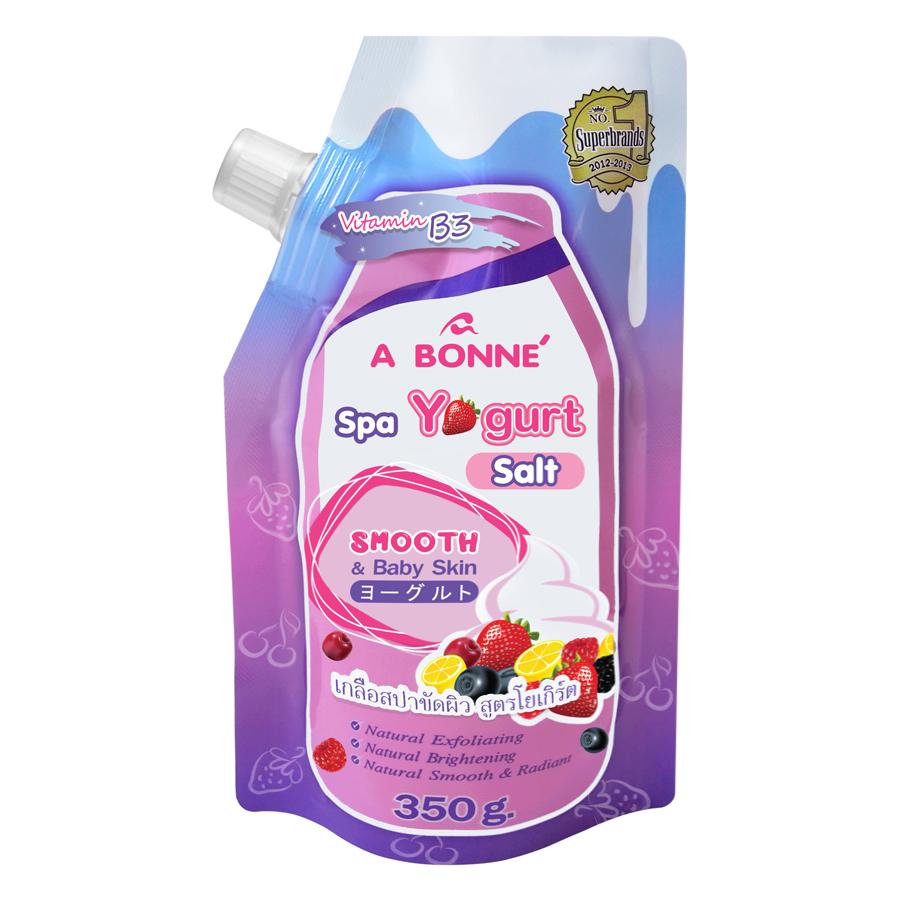 Muối Tắm Trắng Yogurt A Bonne