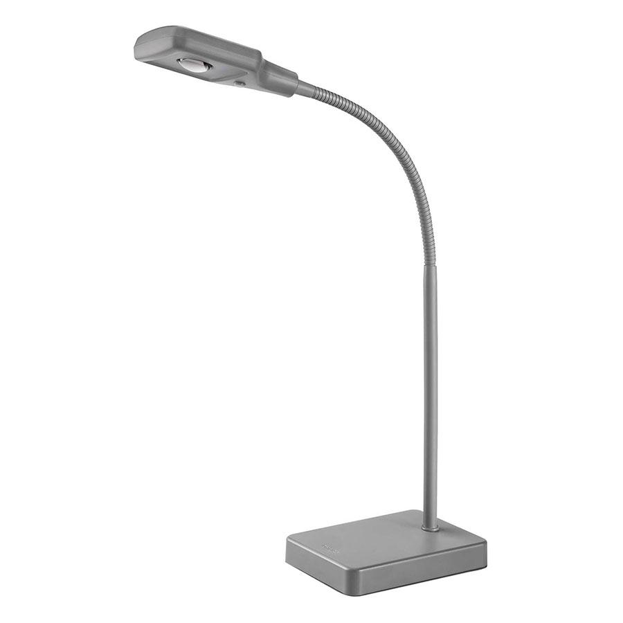 Đèn Bàn Philips LED PACKET 71566 2.5W  - Xám  - Hàng Chính Hãng