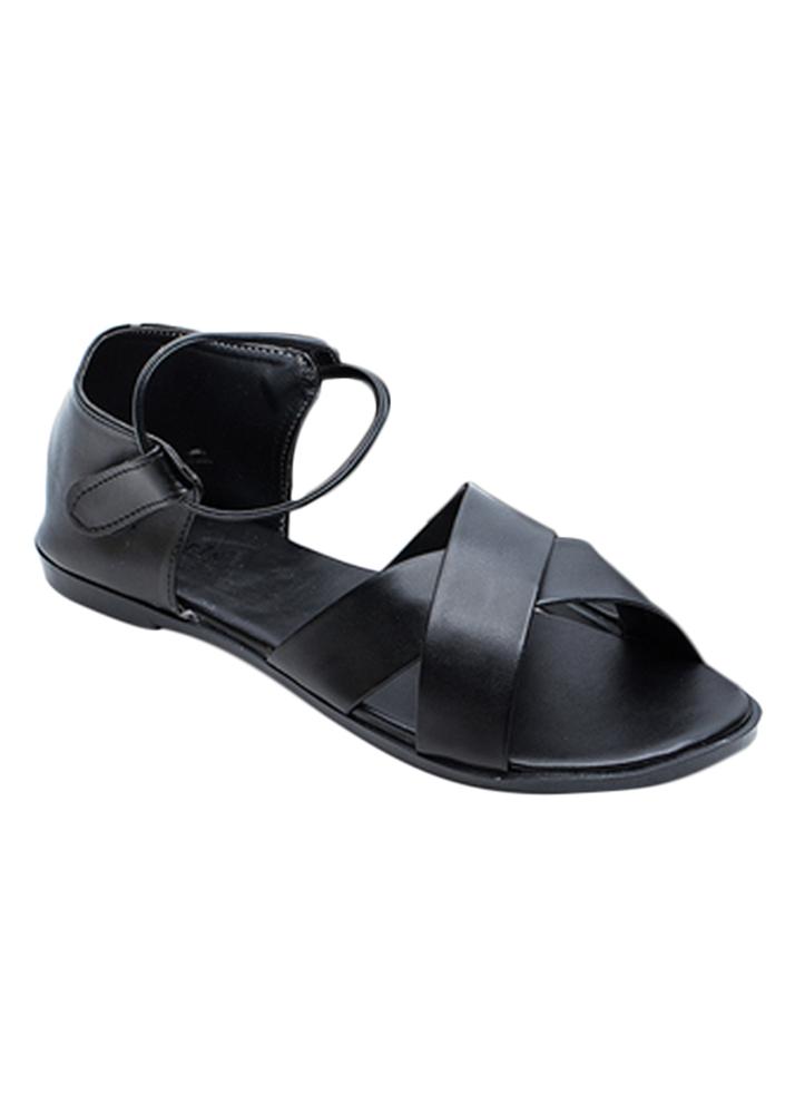 Giày Sandal Nữ Pieris 92246 - Đen