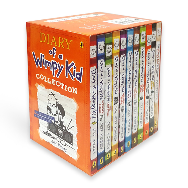 Wimpy Kid 11 Slipcase: Diary Of A Wimpy Kid