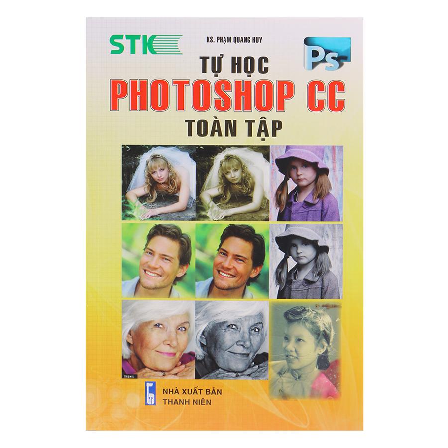Tự Học Photoshop CC (Toàn Tập)