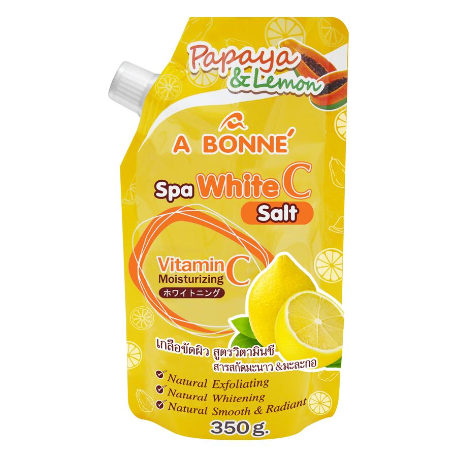 Muối Tắm Vitamin C A Bonne