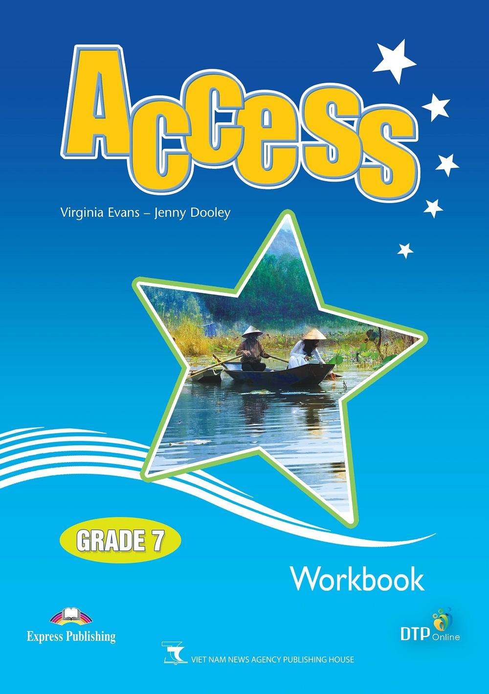 Access Grade 7 Workbook - 9786049458019,62_273524,107000,tiki.vn,Access-Grade-7-Workbook-62_273524,Access Grade 7 Workbook