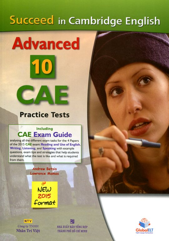 Succeed In Cambridge English - Advanced 10 CAE (Kèm CD)