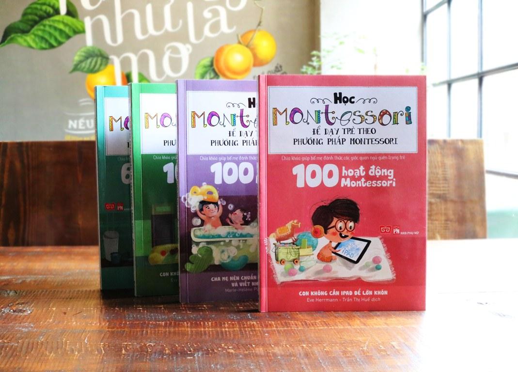 Combo Học Montessori Để Dạy Trẻ Theo Phương Pháp Montessori (Trọn Bộ 4 Cuốn) - 7805023466665,62_2820357,299000,tiki.vn,Combo-Hoc-Montessori-De-Day-Tre-Theo-Phuong-Phap-Montessori-Tron-Bo-4-Cuon-62_2820357,Combo Học Montessori Để Dạy Trẻ Theo Phương Pháp Montessori (Trọn Bộ 4 Cuốn)