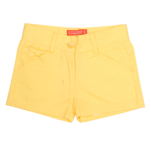 Quần Short Kaki VTA Kids TE BG50105V – Vàng