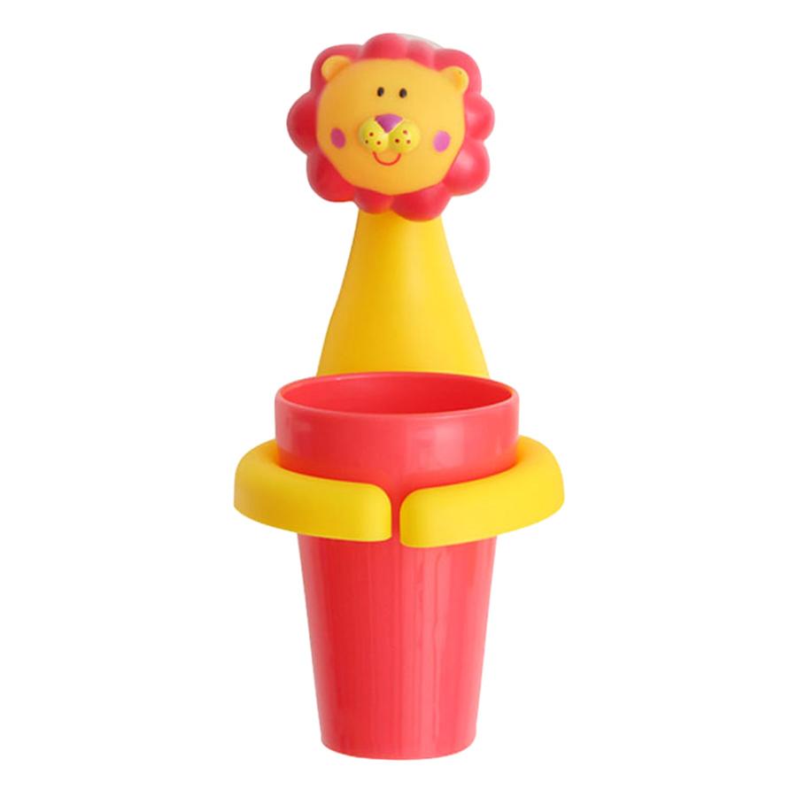 Cốc Đánh Răng Hình Thú Babyhop BH-703L – Hổ