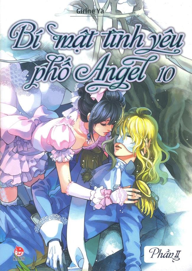 Bí Mật Tình Yêu Phố Angel (Phần 2) - Tập 10