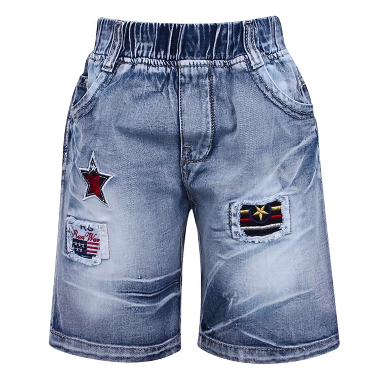 Quần Jeans Lửng Bé Trai VTA Kids BT61004