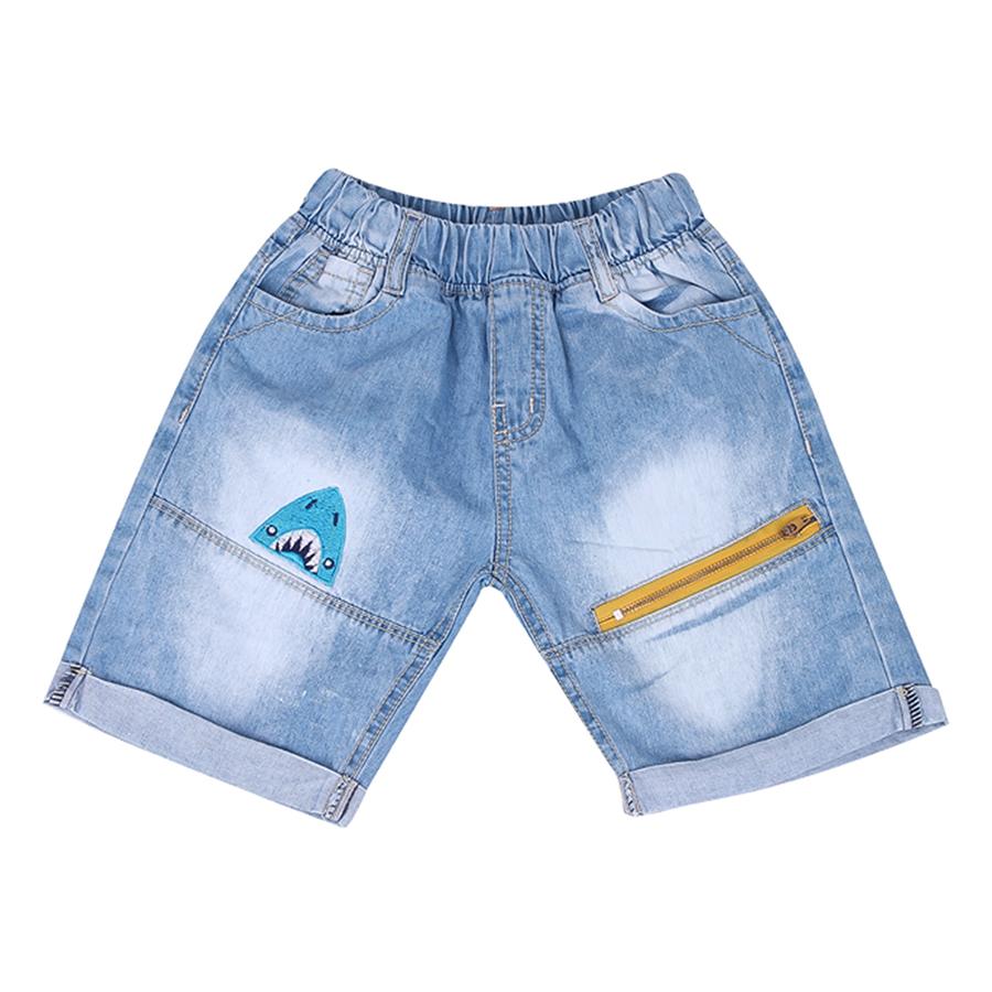 Quần Lửng Jean Trẻ Em VTA Kids BT70402