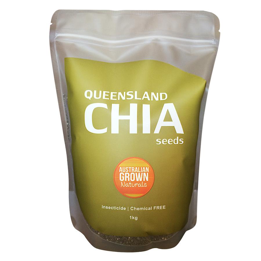 Hạt Chia Úc Queenland (1Kg) - 1984773 , 3663849261444 , 62_700746 , 492000 , Hat-Chia-Uc-Queenland-1Kg-62_700746 , tiki.vn , Hạt Chia Úc Queenland (1Kg)