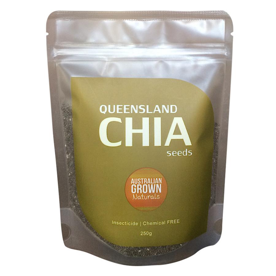 Hạt Chia Úc Queenland (250g) - 1984779 , 3662761058590 , 62_700748 , 170000 , Hat-Chia-Uc-Queenland-250g-62_700748 , tiki.vn , Hạt Chia Úc Queenland (250g)