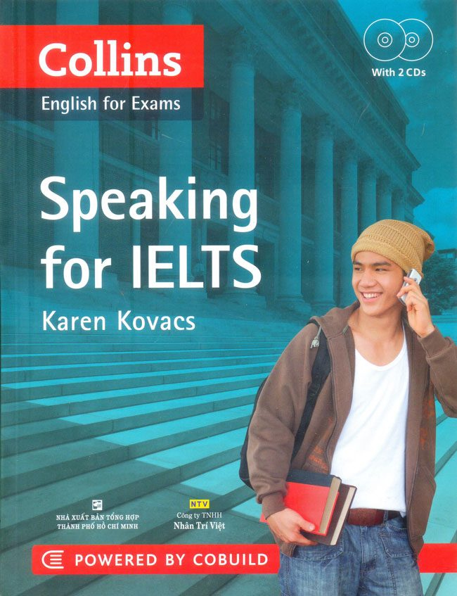 Collins - Speaking For IELTS (Kèm 2 CD)