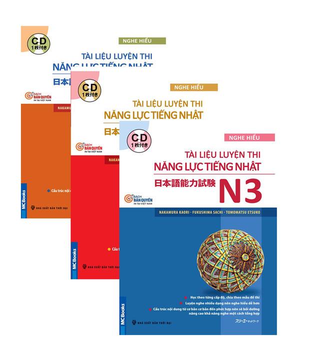 Combo Tài Liệu Luyện Thi Năng Lực 3 Cấp Độ (Tặng Kèm Tự Học Tiếng Nhật Dành Cho Người Mới Bắt Đầu) - 7825838 , 9509588462626 , 62_16253292 , 243000 , Combo-Tai-Lieu-Luyen-Thi-Nang-Luc-3-Cap-Do-Tang-Kem-Tu-Hoc-Tieng-Nhat-Danh-Cho-Nguoi-Moi-Bat-Dau-62_16253292 , tiki.vn , Combo Tài Liệu Luyện Thi Năng Lực 3 Cấp Độ (Tặng Kèm Tự Học Tiếng Nhật Dành Cho
