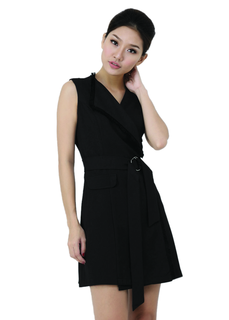 Đầm Gile Vest La Belle - FreeSize