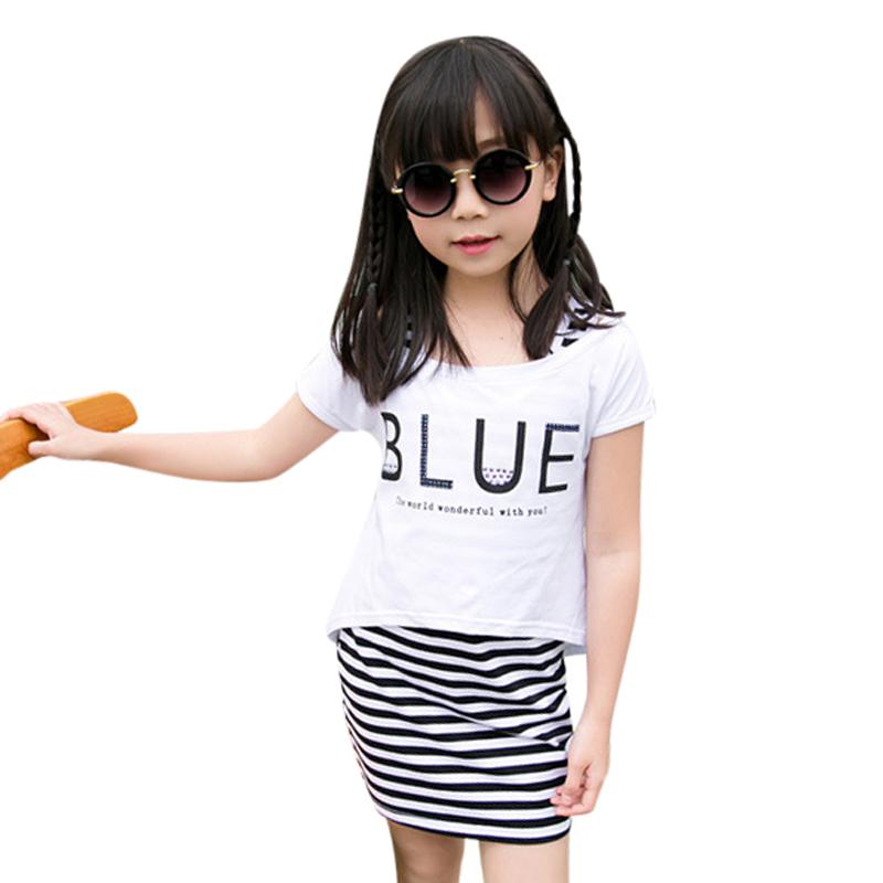 Set Đầm Và Áo Mullet Blue Bé Gái Cirino DB_BLUE_TR – Trắng