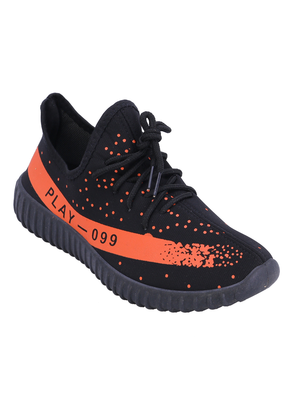 Giày Sneaker Nam POSA DCTK145 - Đen
