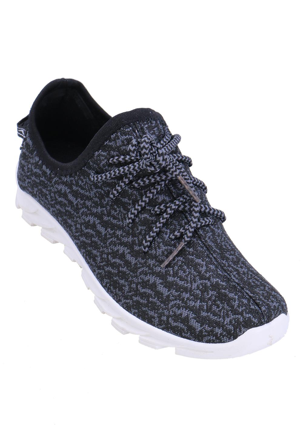 Giày Sneaker Nam POSA DCTK139 - Đen