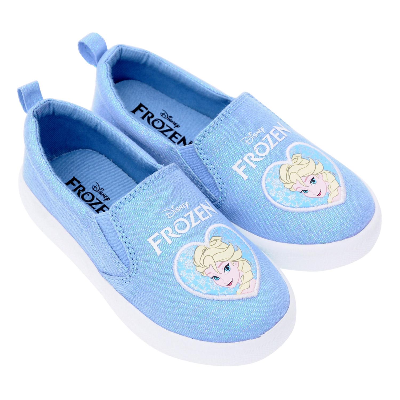 Giày Bé Gái Biti's Disney Frozen DSB120411XDG - Xanh Dương