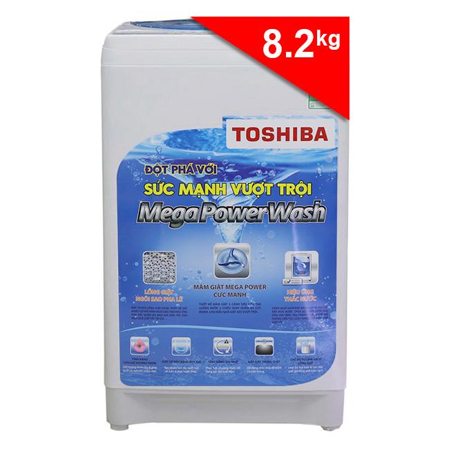 Máy Giặt Cửa Trên Toshiba AW-E920LV (8.2 Kg) - 1121007 , 4464088405045 , 62_4173863 , 5990000 , May-Giat-Cua-Tren-Toshiba-AW-E920LV-8.2-Kg-62_4173863 , tiki.vn , Máy Giặt Cửa Trên Toshiba AW-E920LV (8.2 Kg)